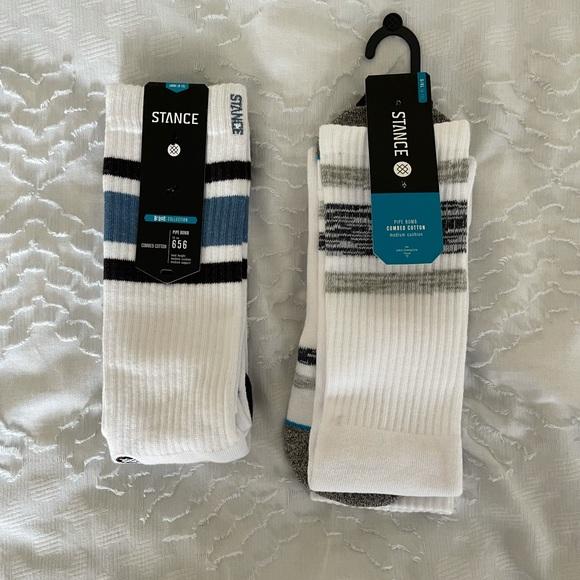 2 pairs Stance socks